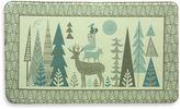 Bacova Forest Folk 20-Inch x 34-Inch Memory Foam Mat