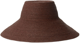 Janessa Leone Holland Packable Raffia Hat