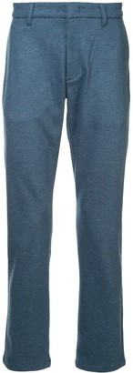 Attachment Straight-Leg Trousers