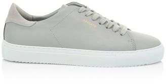 Axel Arigato Clean 90 Low-Cut Leather Sneakers