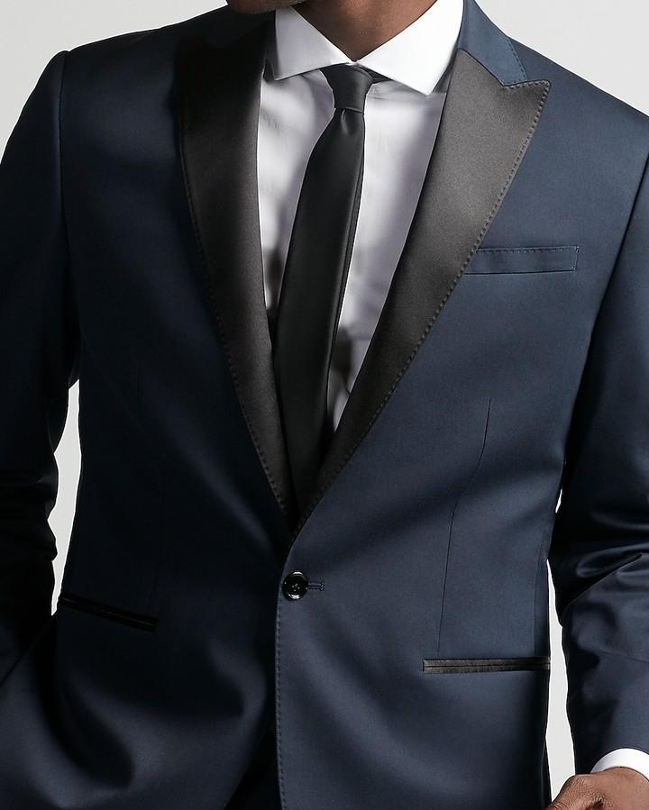 0d2a8ff5e Cotton Sateen Suit Men - ShopStyle