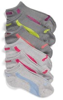 Puma Women's 6-Pack No-Show Socks
