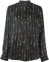 Isabel Marant 'Gemma' printed shirt - women - Silk - 38