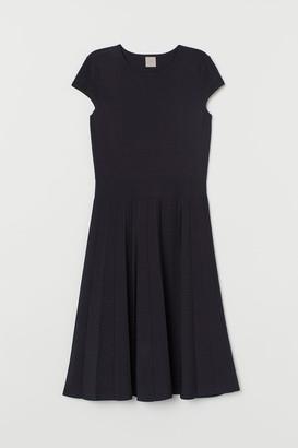 H&M Flared Dress - Blue