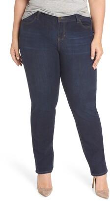 Liverpool Remy - Hugger Straight Leg Jeans