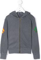 Bobo Choses fish print hooded sweatshirt