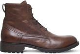 Belstaff Alperton leather boots