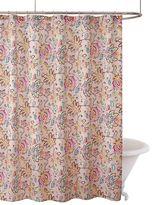 Fiesta Jacobean Fabric Shower Curtain