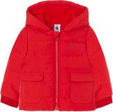Petit Bateau Waterproof padded coat