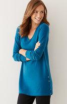 J. Jill Luxe Wool & Cashmere Tunic