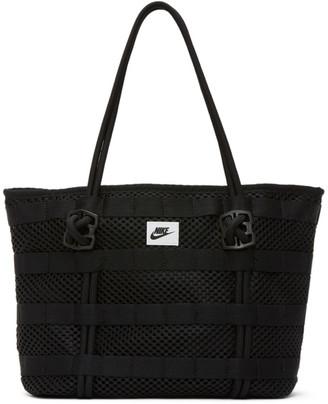 Nike Black Air Tote