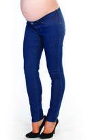 Angel Maternity Blue Maternity Jeans
