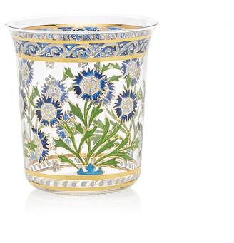 Lobmeyr Blue Persian Glass Tumbler
