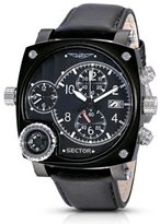 Sector Men's Compass Chronograph Watch - 3251907025