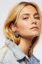 Free People Sleek Knot Metal Earring