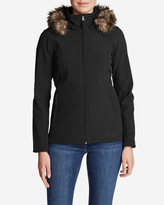 Eddie Bauer Women's Windfoil® Elite Hooded Jacket