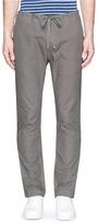 Alex Mill Cotton ripstop dock pants