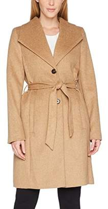 Esprit Women's 087eo1g026 Coat,(Size: 36)