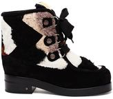 Laurence Dacade patchwork boots