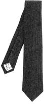 Black Denim Necktie