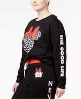 Hybrid Plus Size Minnie Mouse Sweatshirt