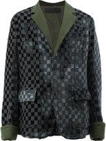 Haider Ackermann textured blazer