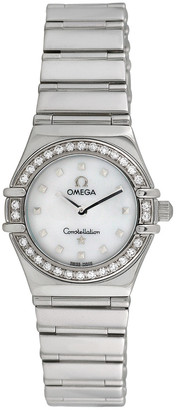 Heritage Omega Omega 2000 Women's Constellation Diamond Watch