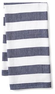 Deck Kitchen Towel, Navy