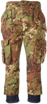 DSQUARED2 'Livery Tenent Icon' cropped camouflage trousers
