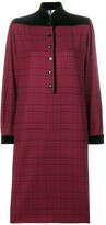 Ungaro Pre Owned check dress