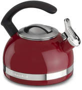 KitchenAid 2 Qt. Porcelain Enamel Stove Tea Kettle