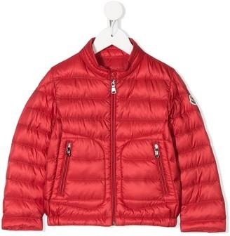Moncler Enfant Short Padded Jacket