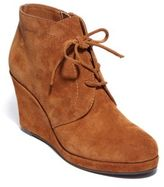 Dolce Vita Pace Suede Wedge Booties