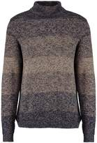 ONLY & SONS ONSHAROLE HIGH NECK Jumper dress blues