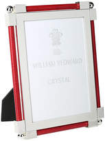 William Yeoward Classic Shagreen Scarlet Photo Frame