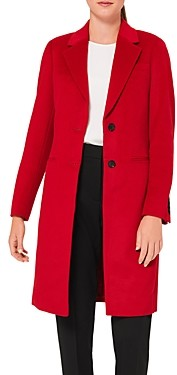 Hobbs London Tilda Wool Coat
