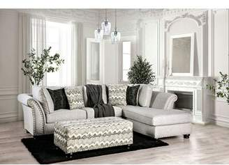 Frederick Canora Grey Right Hand Facing Sectional Canora Grey