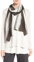 Eileen Fisher Women's Silk Shibori Scarf