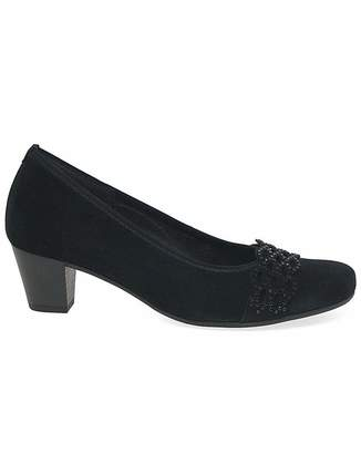 Gabor Dolores Extra Wide Fit Court Shoes