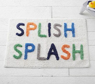 Pottery Barn Kids Splish Splash Bath Mat