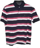 Tommy Hilfiger Men's Striped Interlock Polo