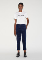 Julien David Stretch Cotton Trouser