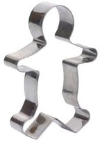 Faringdon Collection Metal Gingerbread Man Cookie Cutter