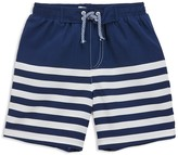 Sovereign Code Boys' Striped Swim Trunks