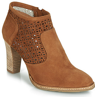 Myma MARIUS women's Low Ankle Boots in Brown