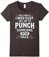 Men's Boxer T-Shirt - Punch someone in the face Medium
