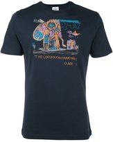 Vivienne Westwood Man 'Gorgeous Elephant House' T-shirt