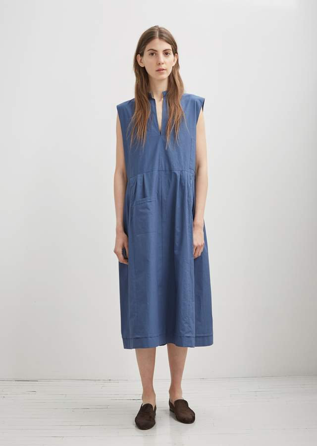 La Garçonne Moderne Organic Sleeveless Smock Dress