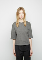 3.1 Phillip Lim Cropped Boxy Sweatshirt