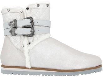 TRUSSARDI JEANS Ankle boots